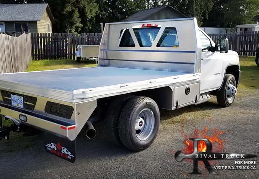 Rival Truck - Custom Truck Bodies & Inserts